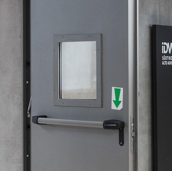 oblò porta